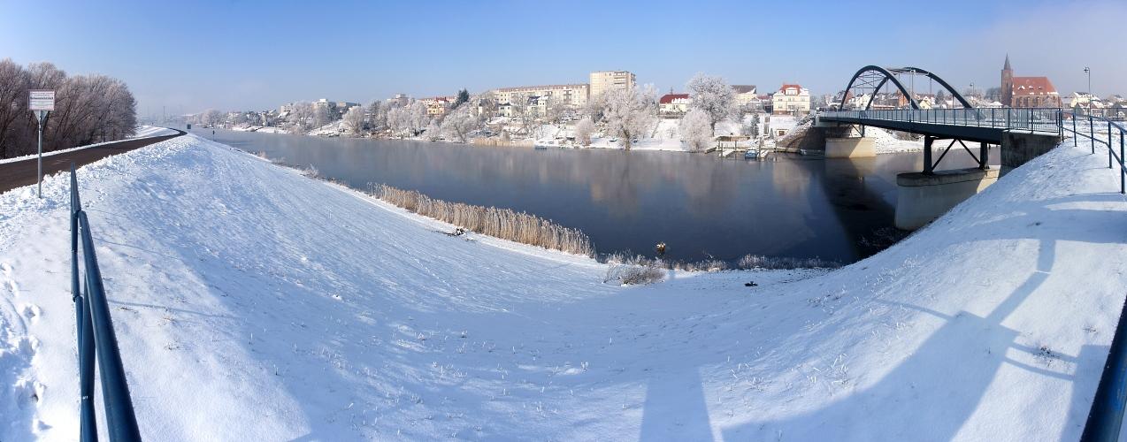 Letztes Winterbild