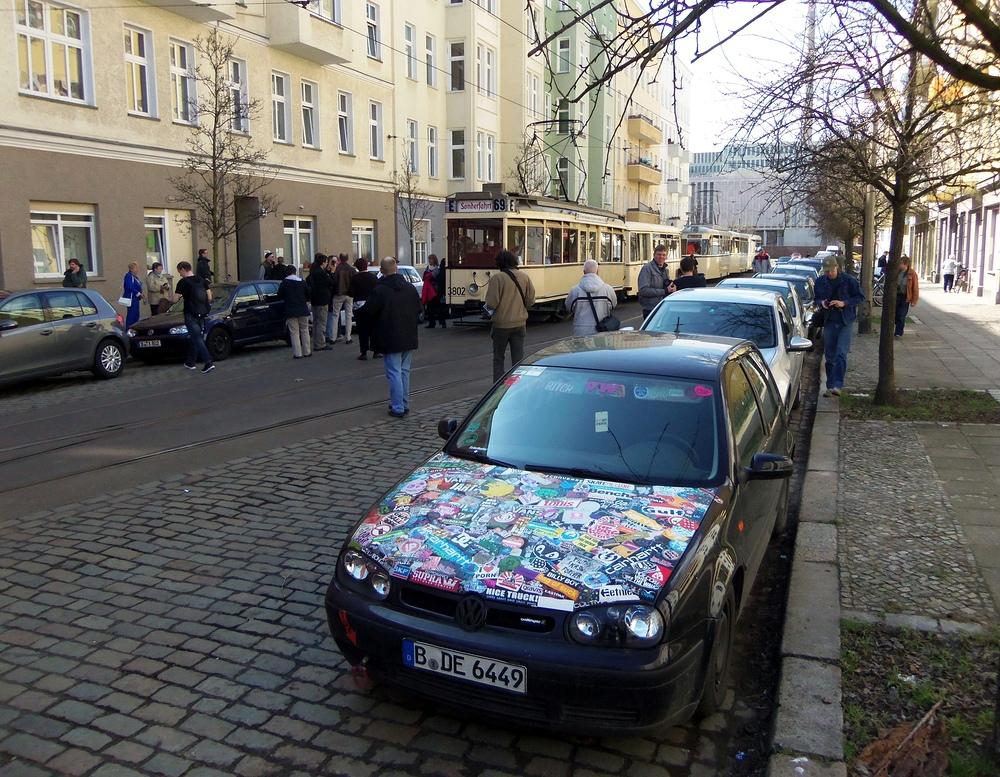 Letztmalig in der Schwarzkopffstraße