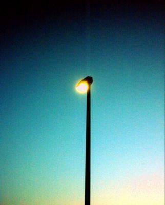 ... leuchte mir den Weg nach Haus...