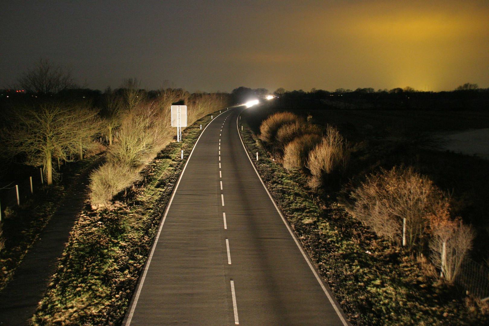 Leuchten über Holland