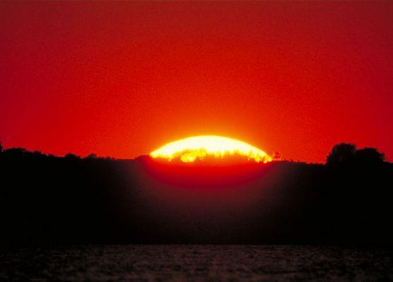 Leuchtende Sonne, Gute Nacht