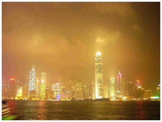 """""""Leuchtendes"""" Hongkong"""