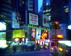 leuchtendes NY