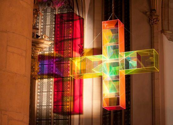 Leuchtkreuz