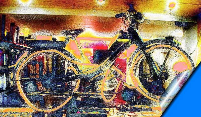 Leuchtrad II