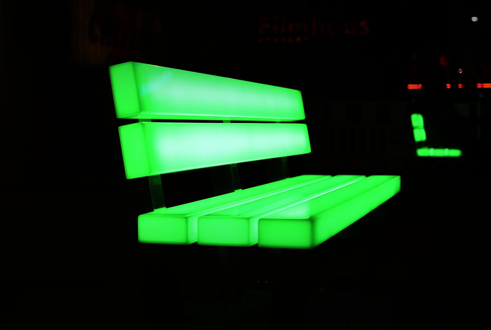 Leuchtsitze