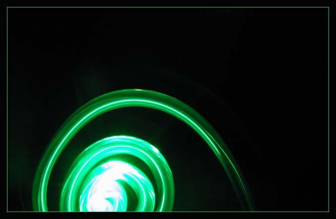 Leuchtspirale 2....