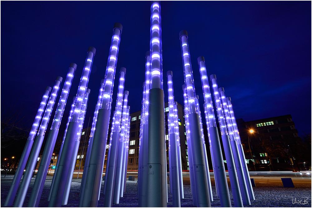 Leuchtstäbchen...