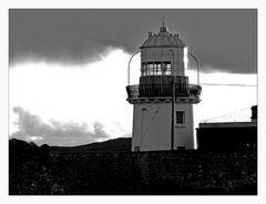 Leuchtturm am Carntullagh Head