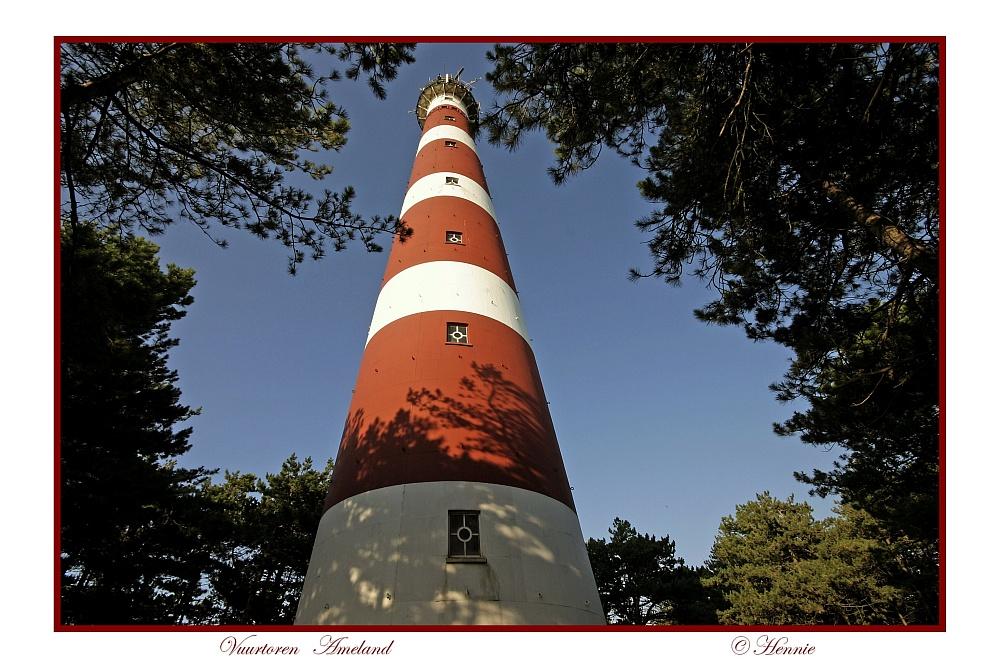 Leuchtturm Ameland (NL) 1