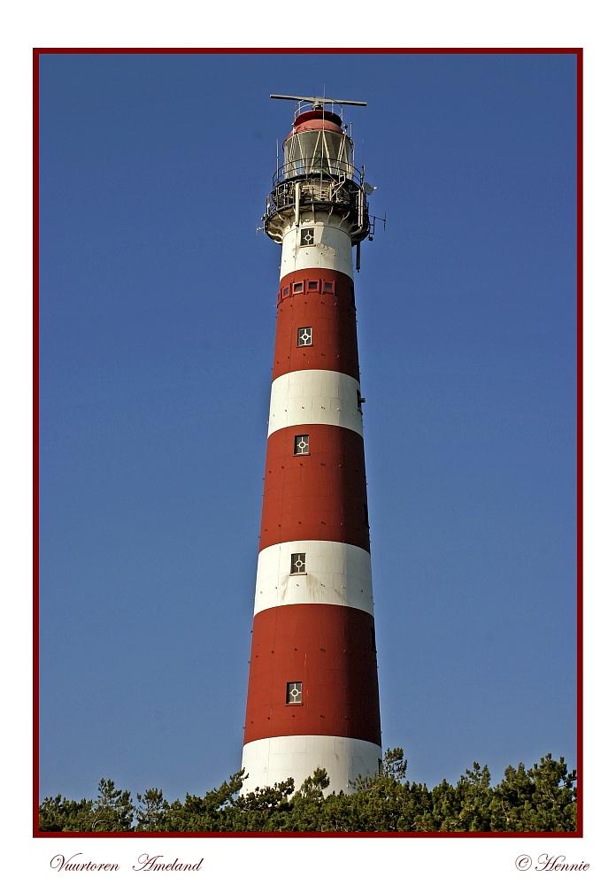 Leuchtturm Ameland (NL) 3