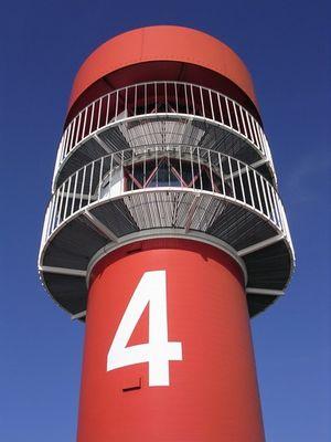 Leuchtturm an der Westküste