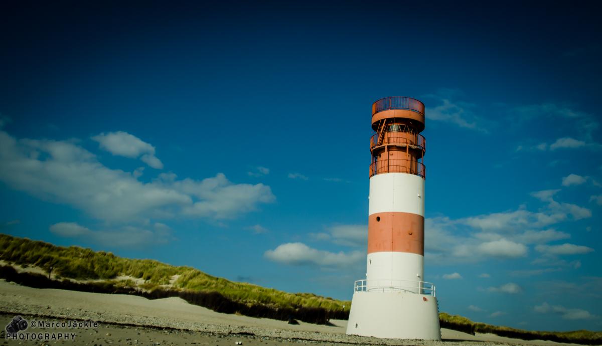 Leuchtturm auf der Düne