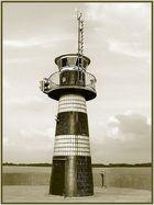 Leuchtturm auf der Travemünder Mole
