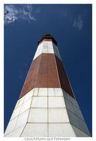 Leuchtturm auf Fehmarn