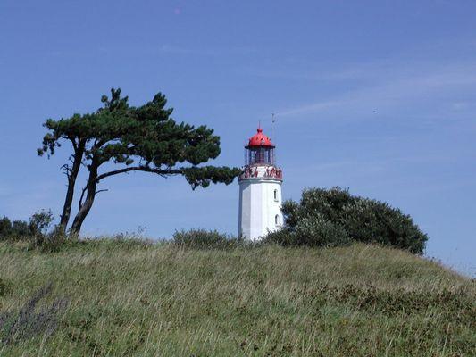 Leuchtturm auf Hiddensee, 08/2002