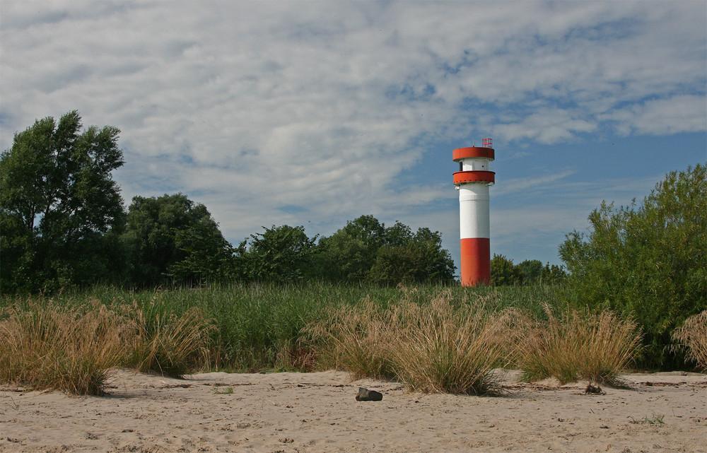 Leuchtturm auf Krautsand