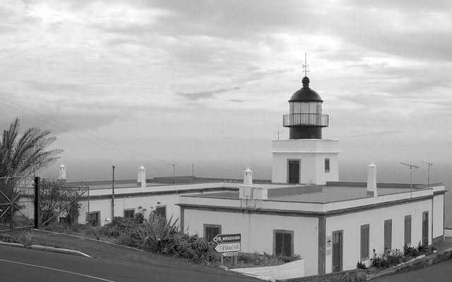 Leuchtturm auf Madeira.