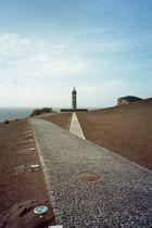 Leuchtturm auf Pico, Azoren