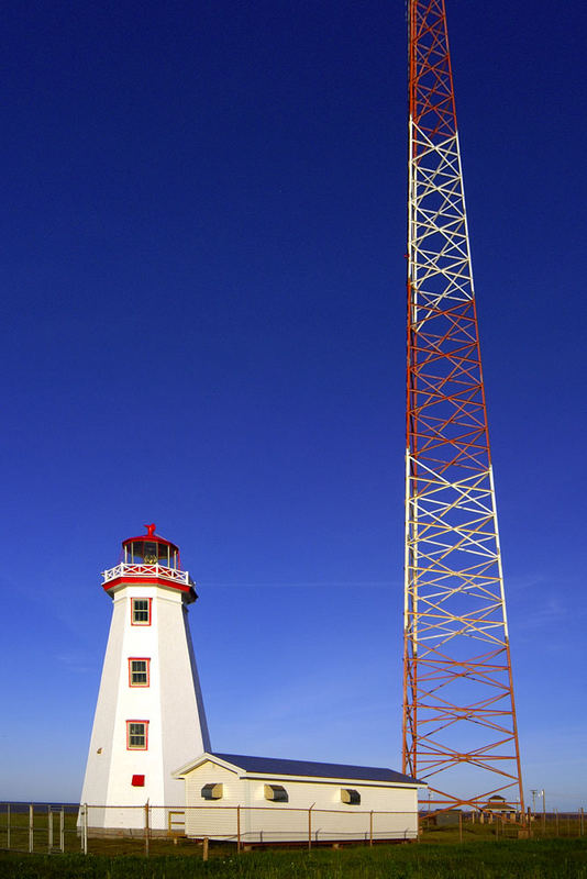 Leuchtturm auf Prince Edward Island 02