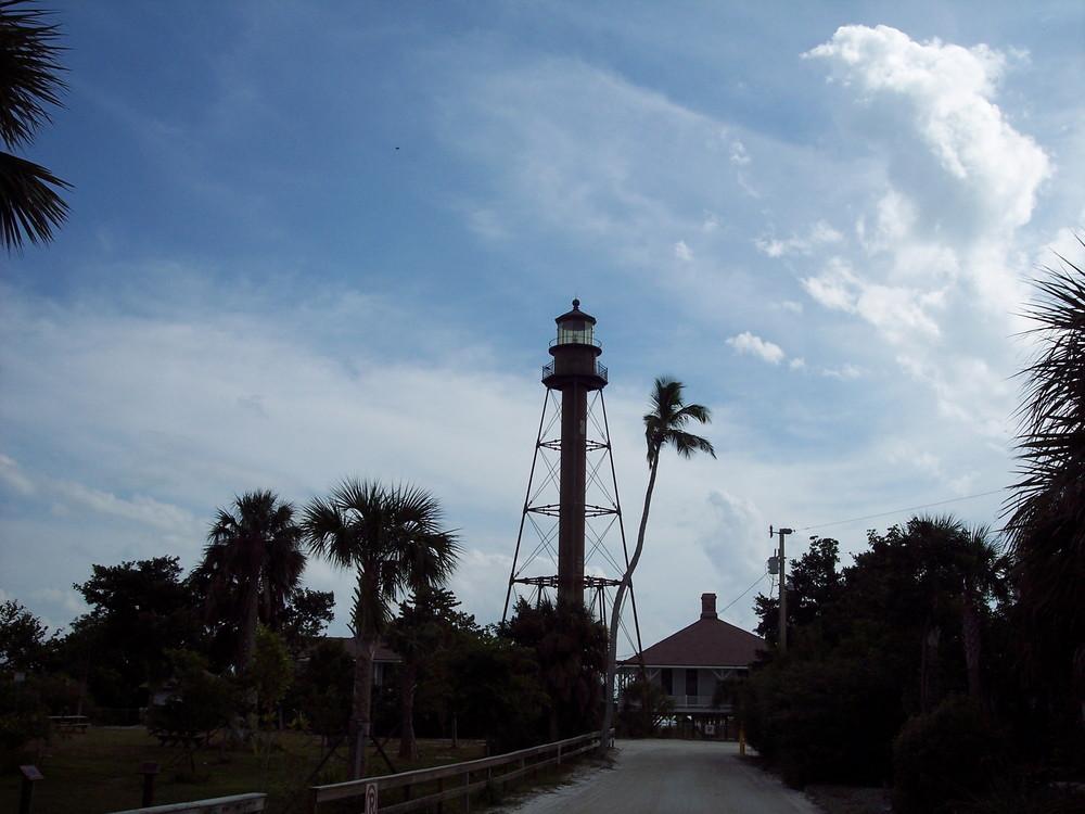 Leuchtturm auf Sanibal Island