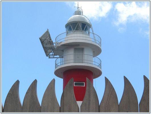 Leuchtturm auf Teneriffa