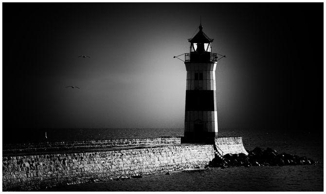 Leuchtturm .