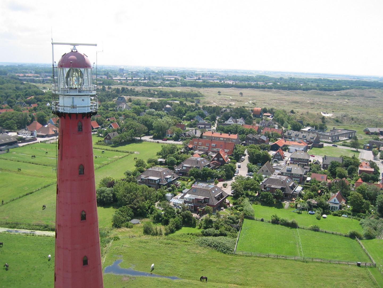 Leuchtturm bei Den Helder