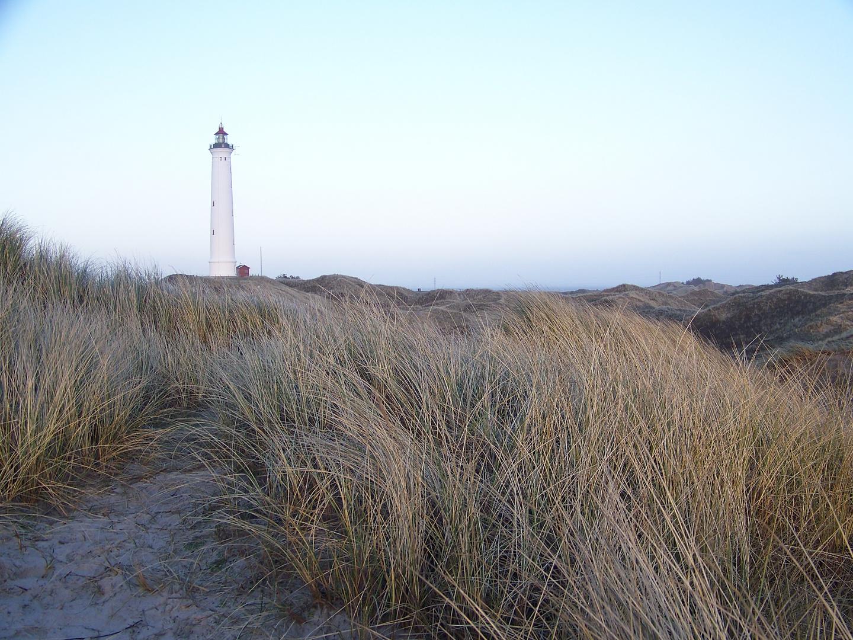 Leuchtturm bei Hvide Sande / DK