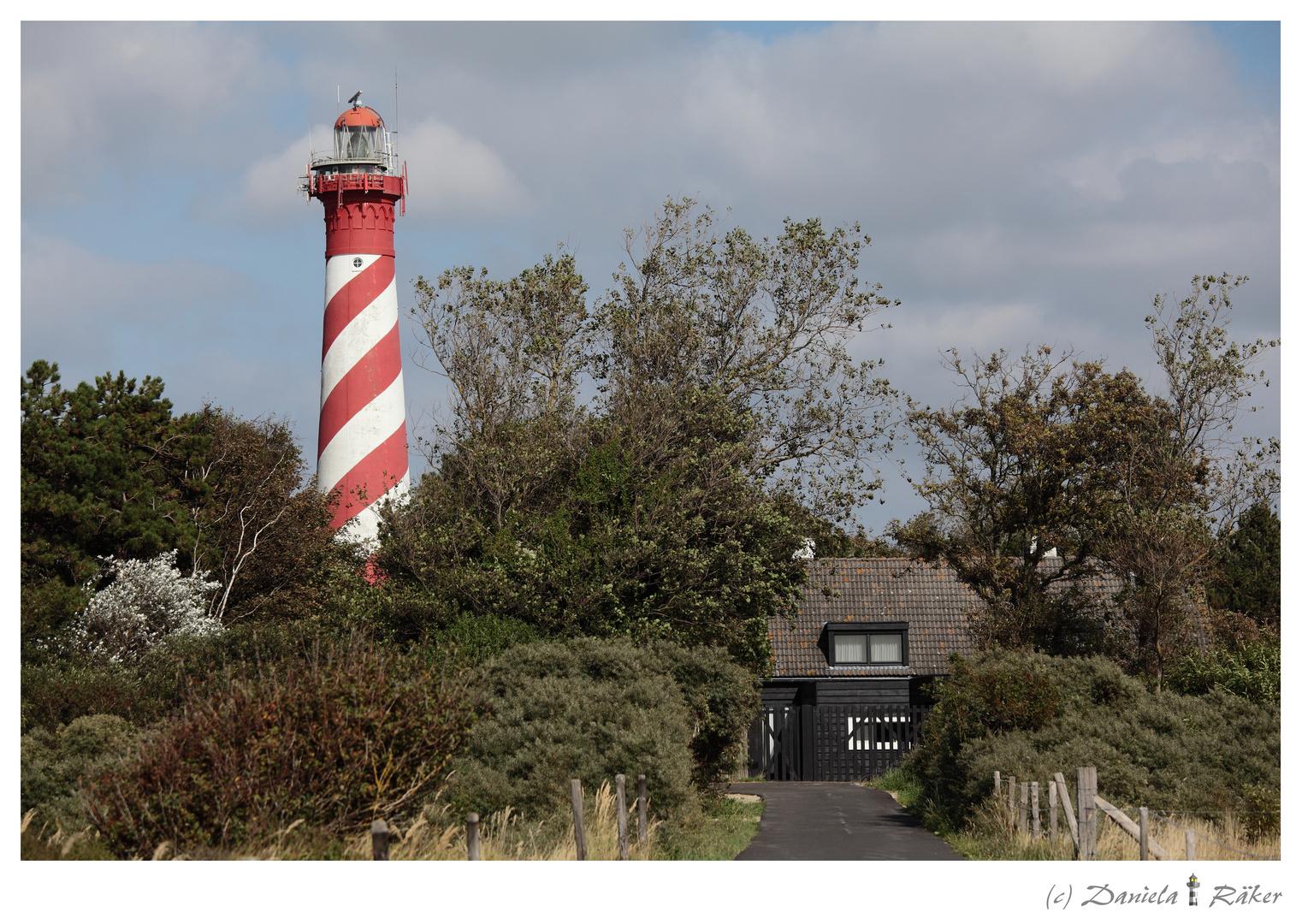 Leuchtturm bei Nieuw-Haamstede