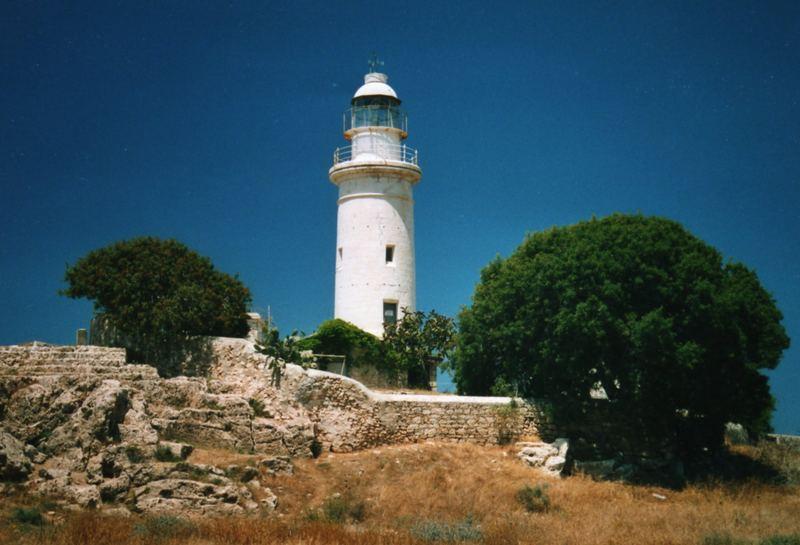 Leuchtturm bei Paphos