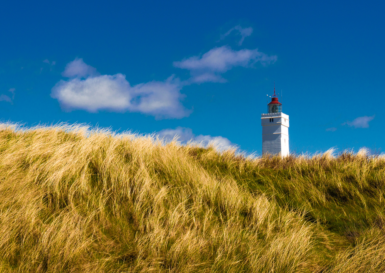 Leuchtturm (Blavand Dänemark)