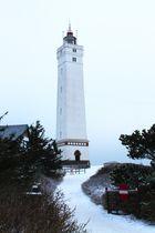 Leuchtturm Blåvand Denmark