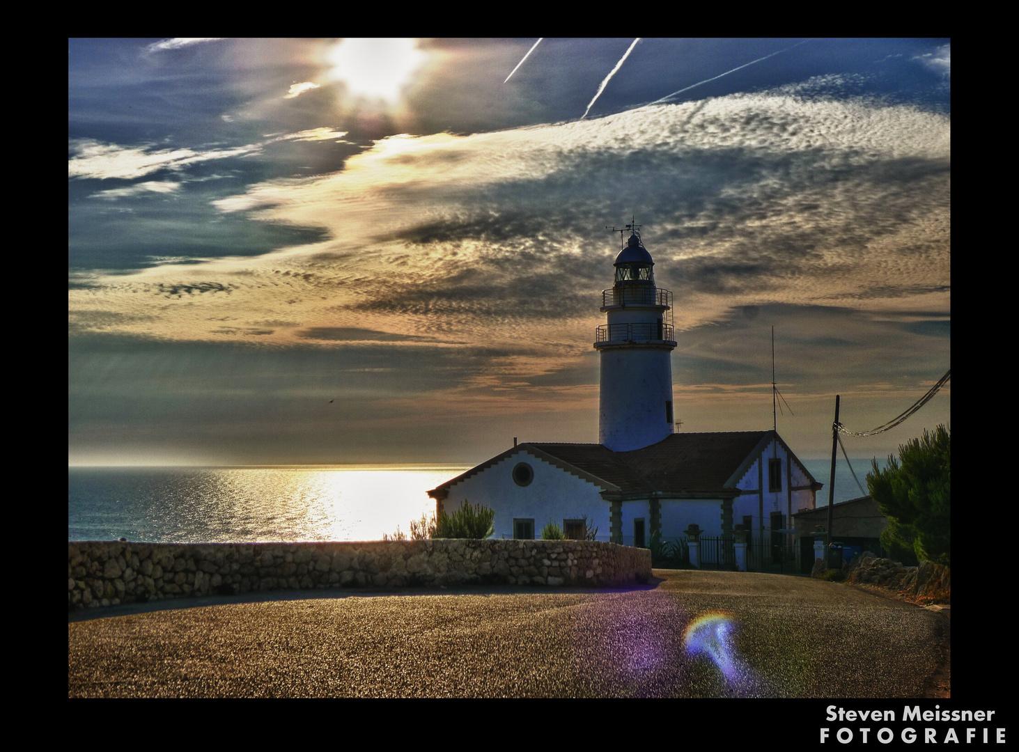 Leuchtturm Cala Ratjada