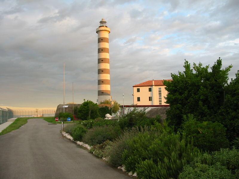 Leuchtturm - Cavallino Italien