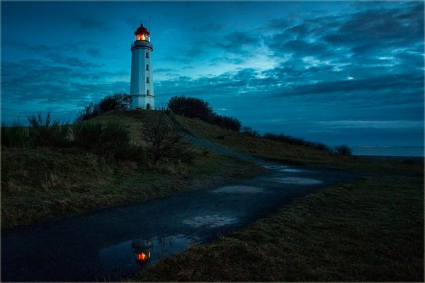Leuchtturm Dornbusch... (2)