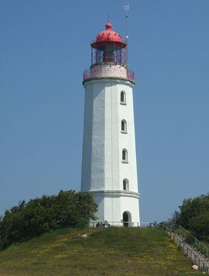Leuchtturm Dornbusch / Hiddensee