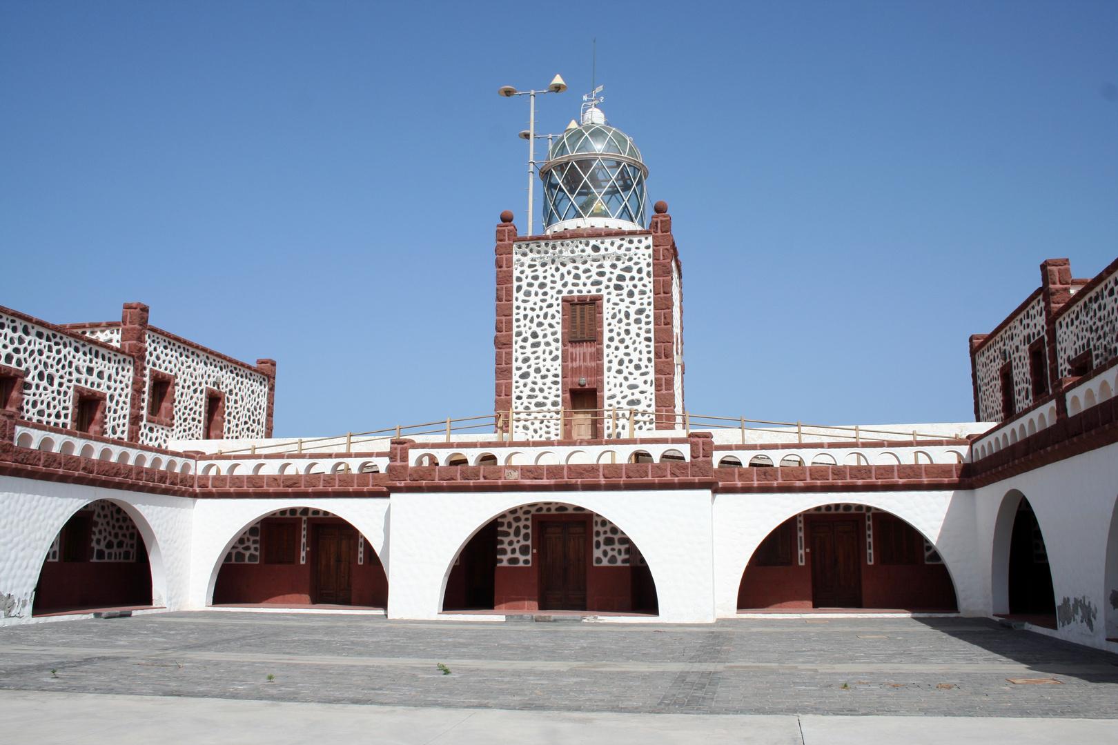 Leuchtturm Faro de Punta La Entallada
