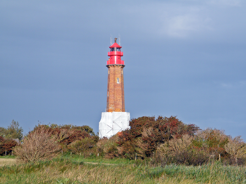 Leuchtturm Flügge auf Fehmarn