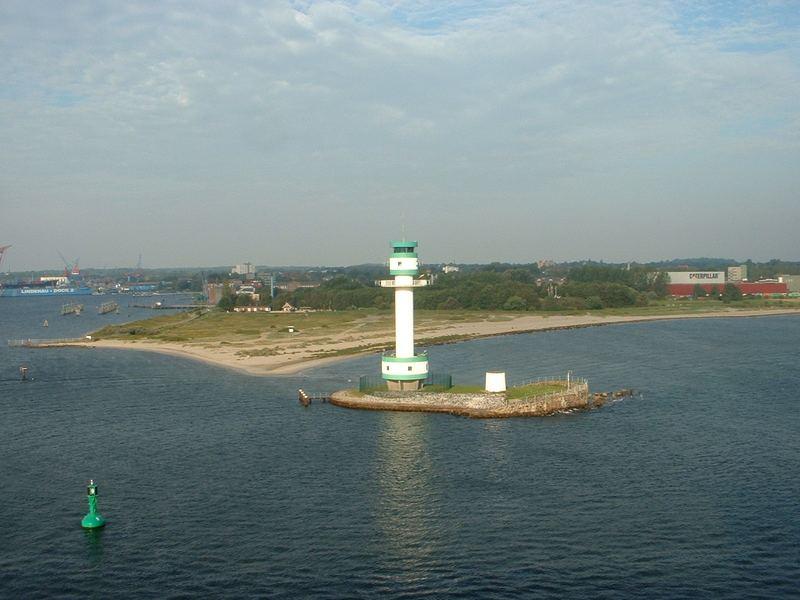 leuchtturm friedrichsort (Kiel)