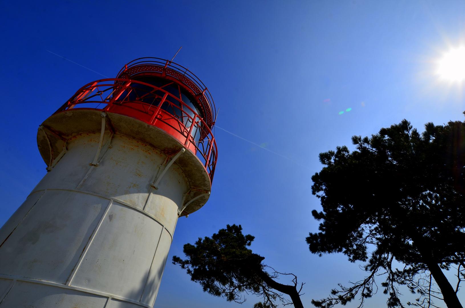 Leuchtturm Gellen