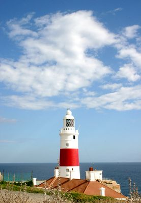 Leuchtturm Gibraltar