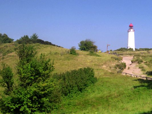 Leuchtturm Hiddensee