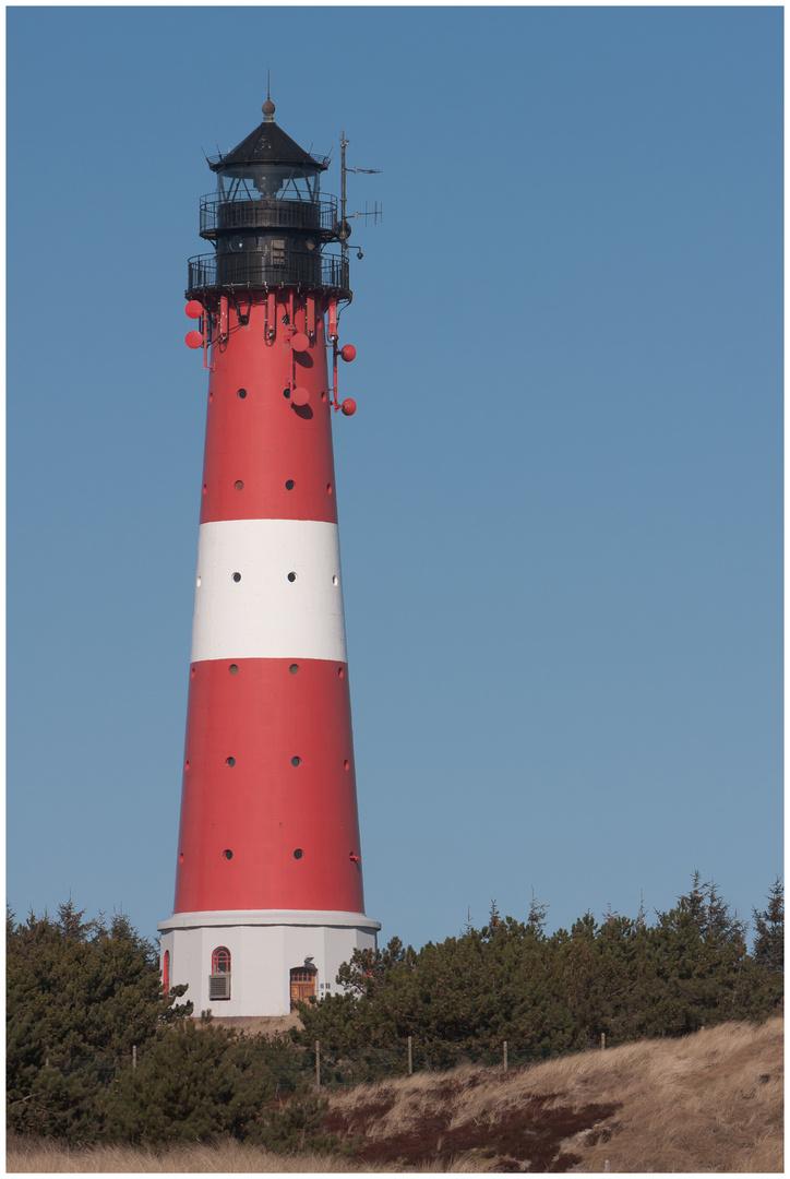 Leuchtturm Hörnum, Sylt