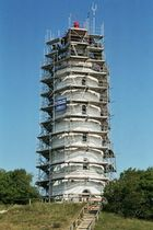 Leuchtturm im Korsett