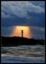 Leuchtturm im Licht 2