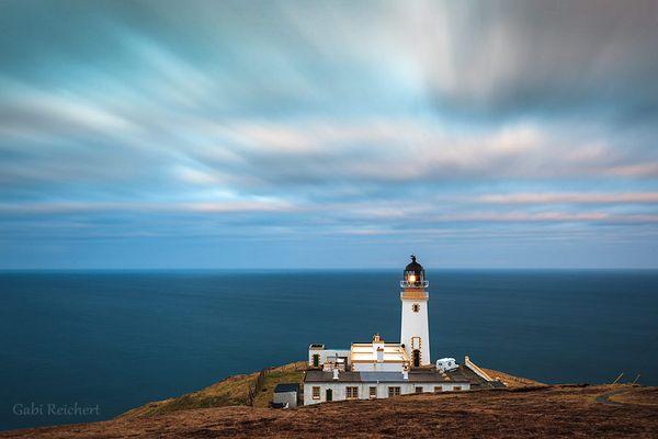 Leuchtturm im Sturm - Isle of Lewis