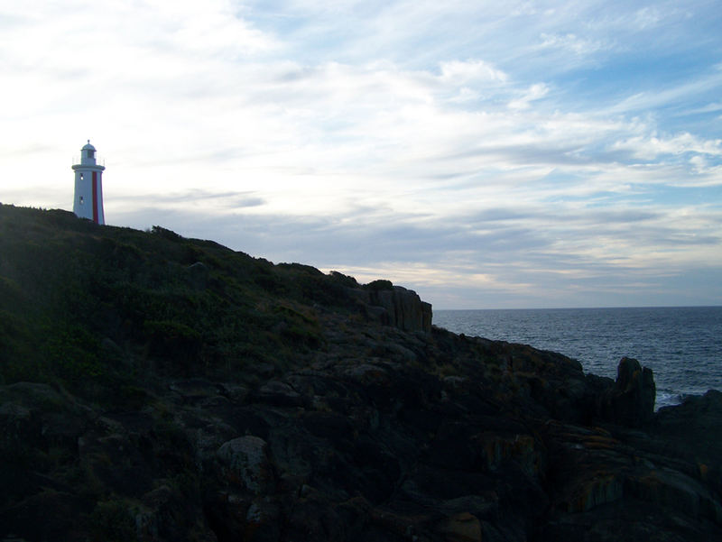 Leuchtturm in Devonport