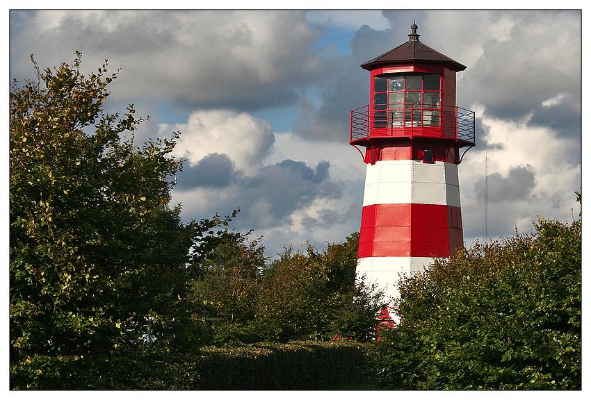 Leuchtturm in Esbjerg