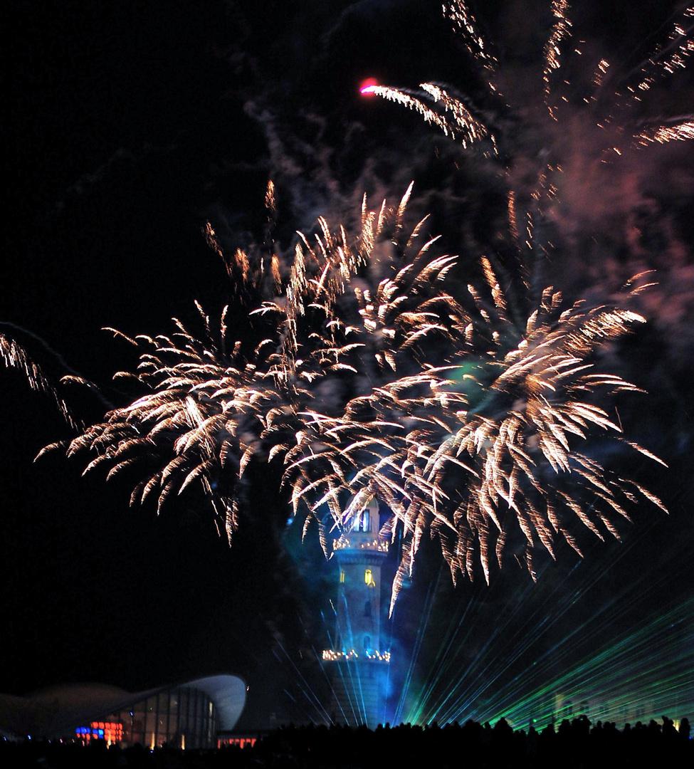 Leuchtturm in Flammen 2010 (5)